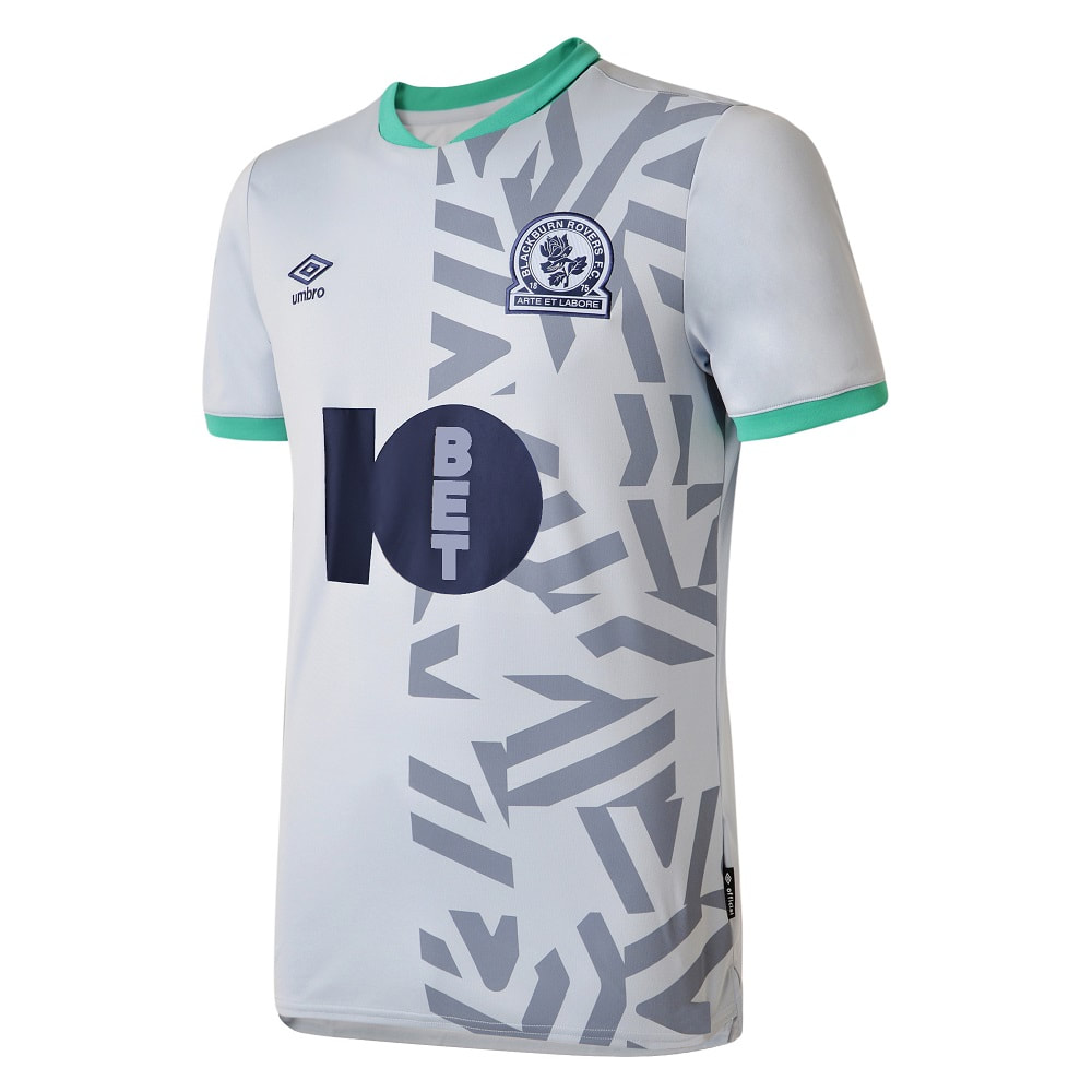 Blackburn Away 2019/2020 Shirt.