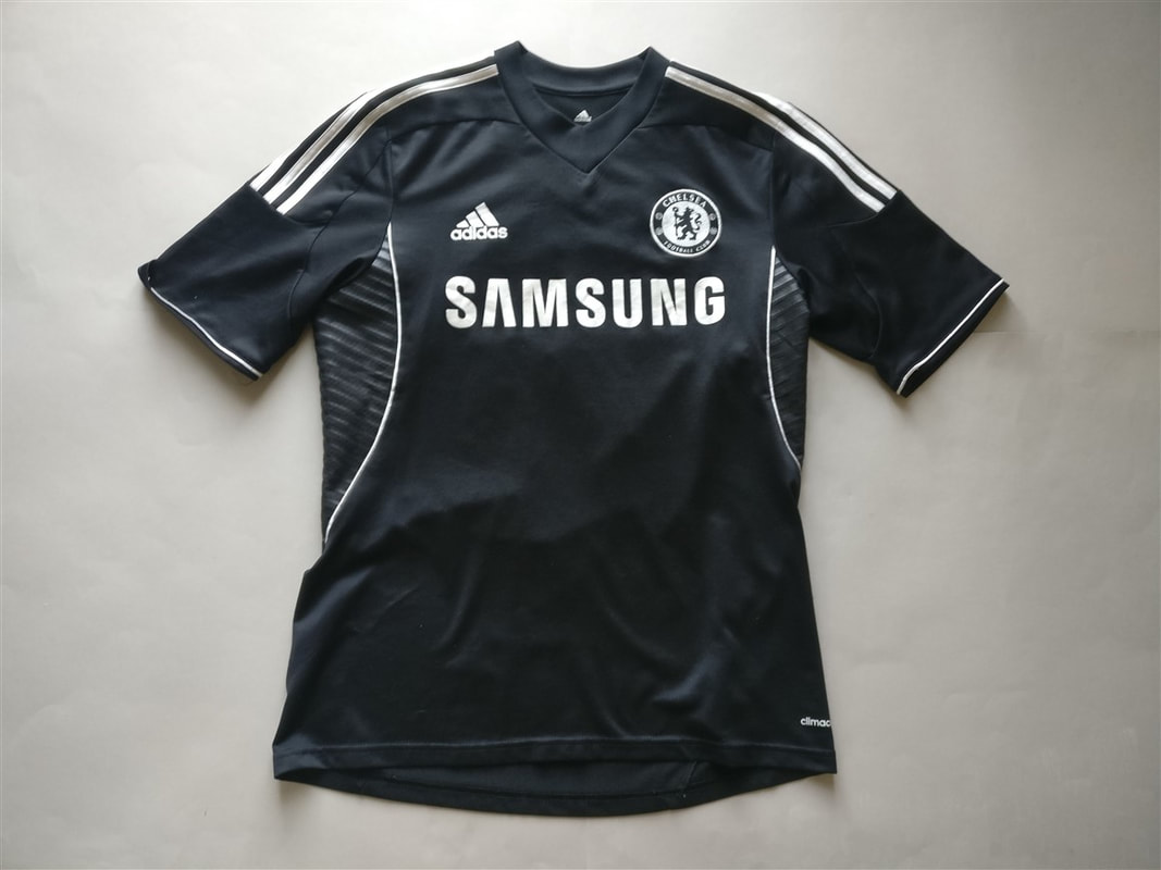 Chelsea F.C. Third 2013/2014 Shirt. Club Football Shirts.
