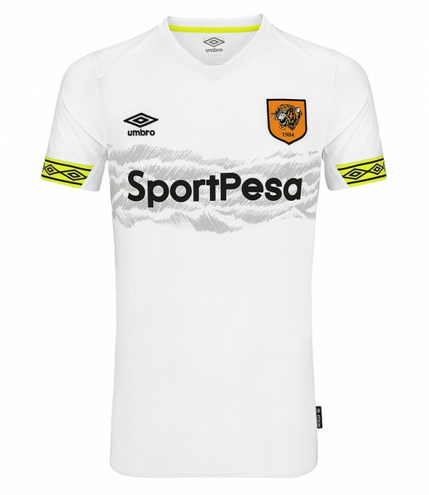 Hull Third 2018/2019 Shirt.