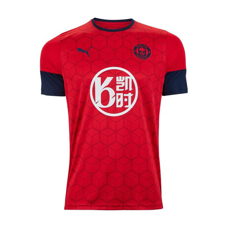 Wigan Away 2019/2020 Shirt.