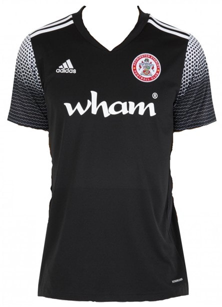 Accrington Stanley Third 2020/2021 Football Shirt Manufactured By Adidas. The Club Plays Football In League One.