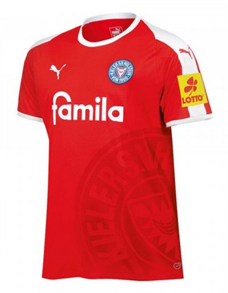 Holstein Kiel Away 2018/2019 Shirt. Club Football Shirts.