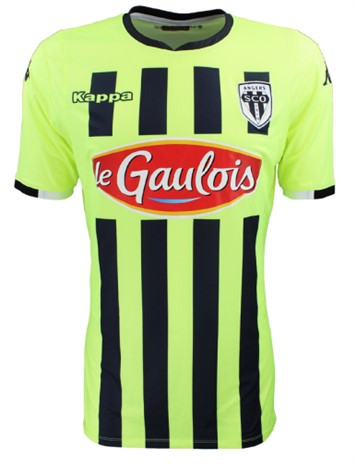 Angers Away 2018/2019 Shirt. Club Football Shirts.