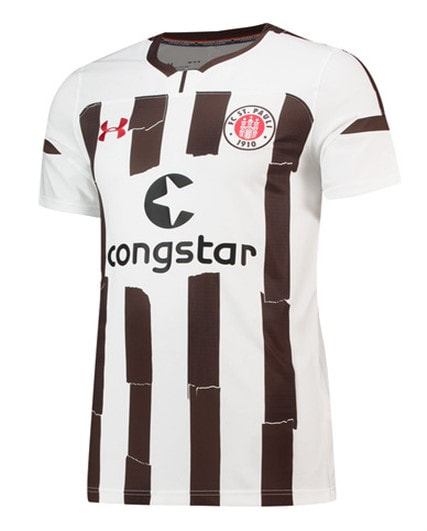 FC St. Pauli Away 2018/2019 Shirt. Club Football Shirts.