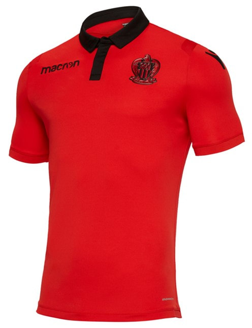 Nice Away 2018/2019 Shirt. Club Football Shirts.