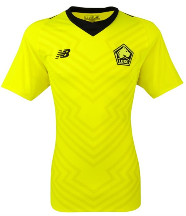 Lille Away 2018/2019 Shirt. Club Football Shirts.
