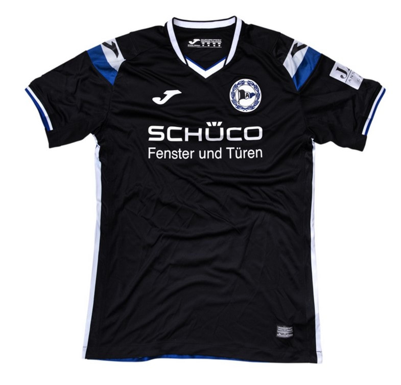 Arminia Bielefeld Away 2018/2019 Shirt. Club Football Shirts.
