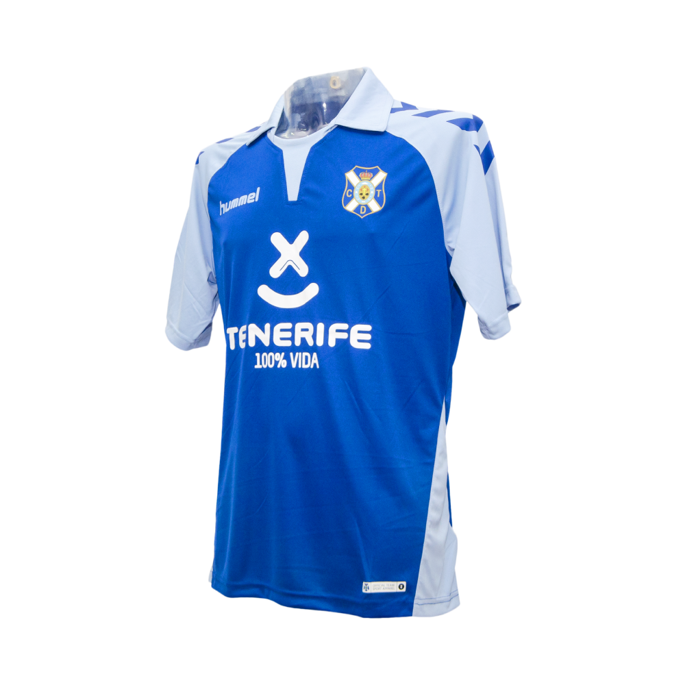 Tenerife Away 2018/2019 Shirt. Club Football Shirts.