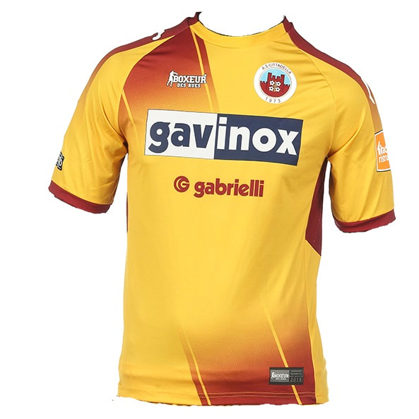 Cittadella Away 2018/2019 Shirt. Club Football Shirts.