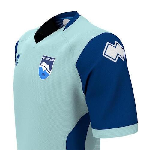 Pescara Away 2018/2019 Shirt. Club Football Shirts.