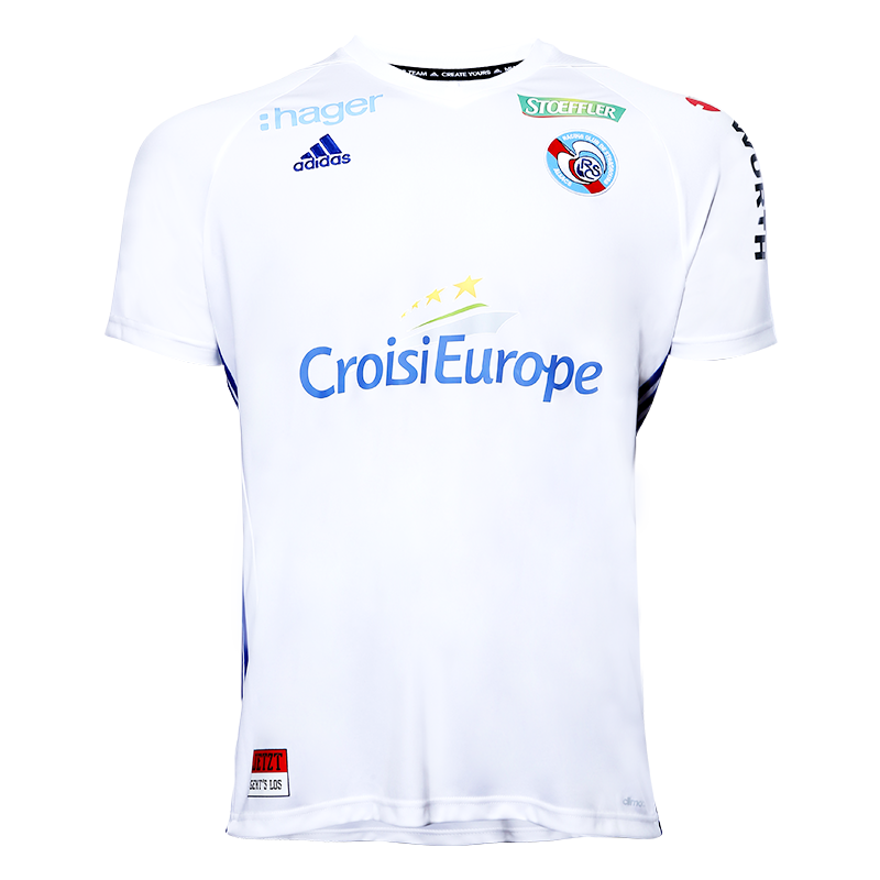 Strasbourg Away 2018/2019 Shirt. Club Football Shirts.