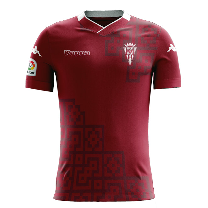 Córdoba Away 2018/2019 Shirt. Club Football Shirts.