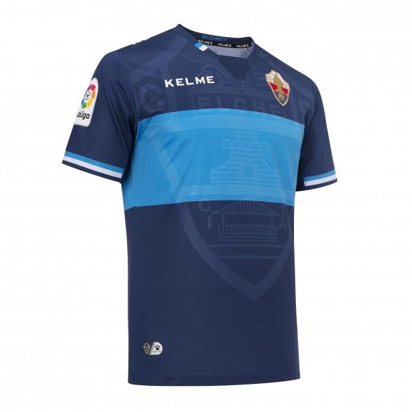 Elche Away 2018/2019 Shirt. Club Football Shirts.