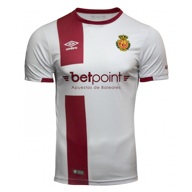 Mallorca Away 2018/2019 Shirt. Club Football Shirts.
