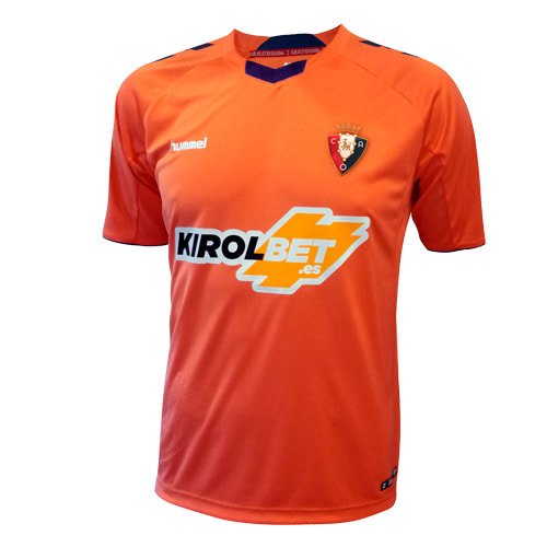 Osasuna Away 2018/2019 Shirt. Club Football Shirts.