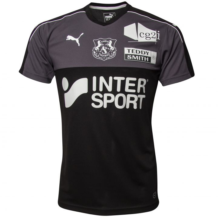 Amiens Away 2018/2019 Shirt. Club Football Shirts.