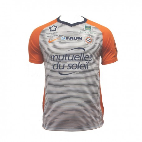 Montpellier Away 2018/2019 Shirt. Club Football Shirts.