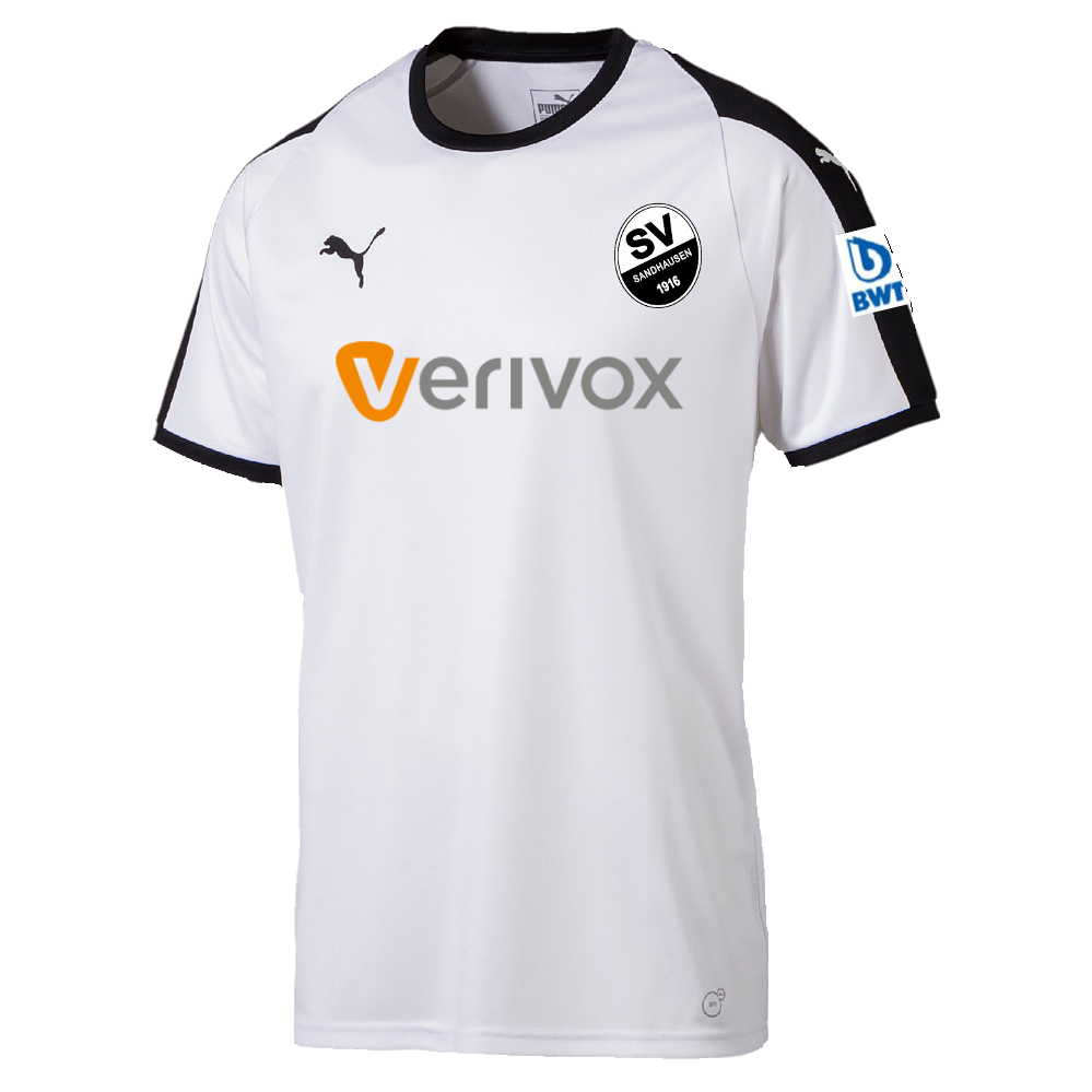 SV Sandhausen Away 2018/2019 Shirt. Club Football Shirts.