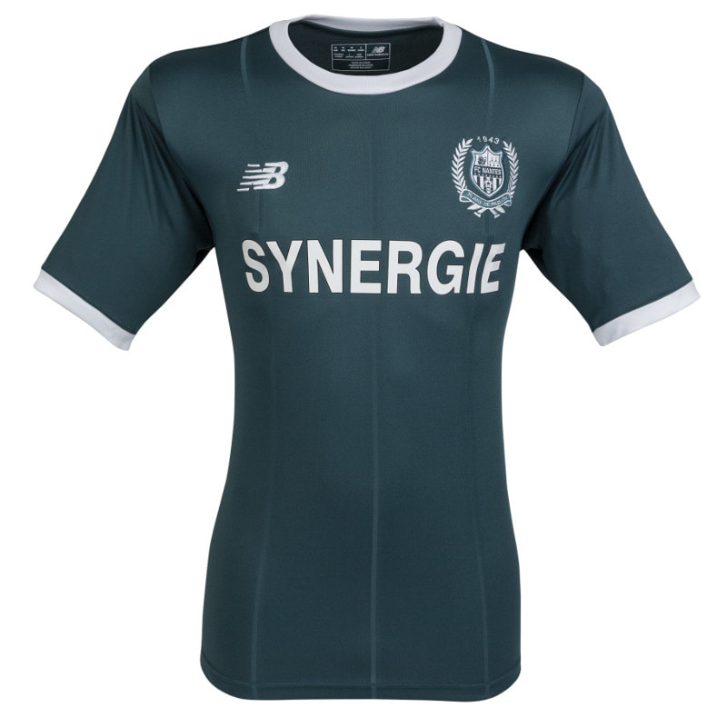 Nantes Away 2018/2019 Shirt. Club Football Shirts.