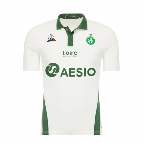 Saint-Étienne Away 2018/2019 Shirt. Club Football Shirts.