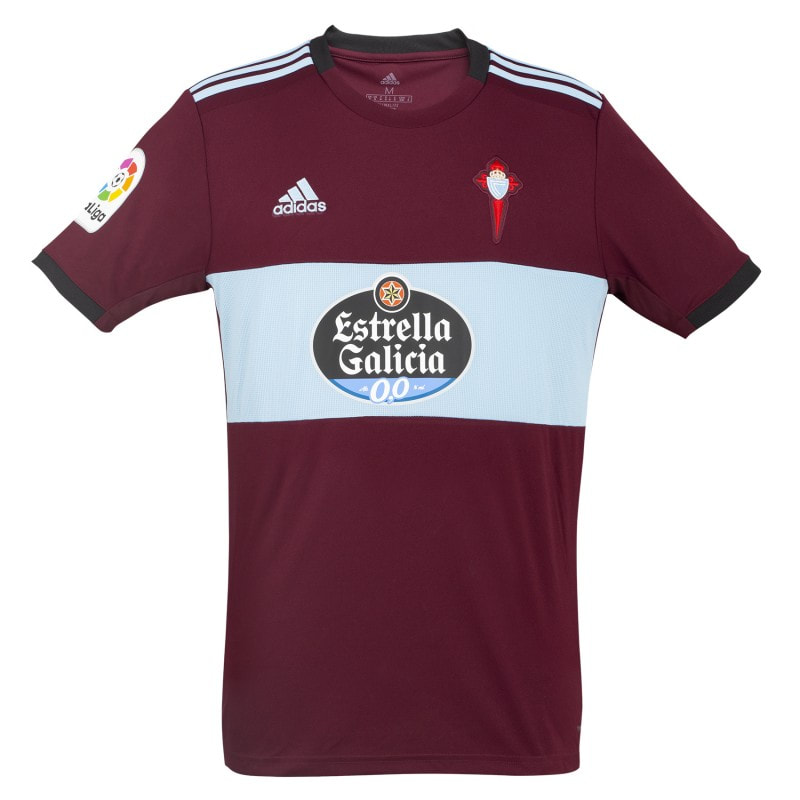 Celta Vigo Away 2019/2020 Shirt. Club Football Shirts.