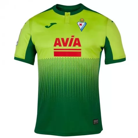 Eibar Away 2019/2020 Shirt. Club Football Shirts.