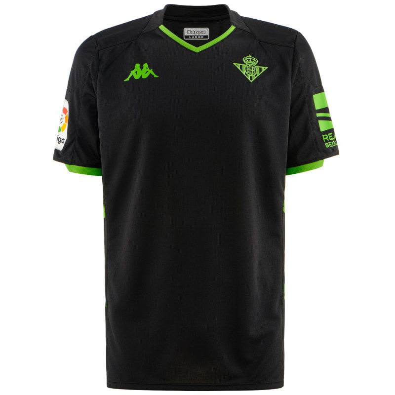 Real Betis Away 2019/2020 Shirt. Club Football Shirts.