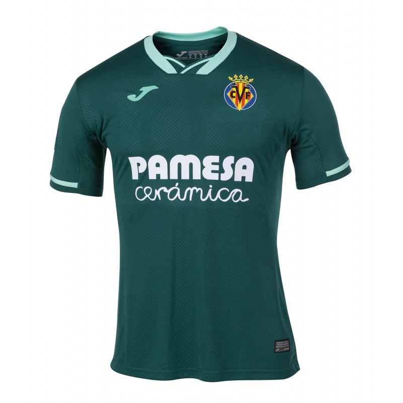 Villarreal Away 2019/2020 Shirt. Club Football Shirts.