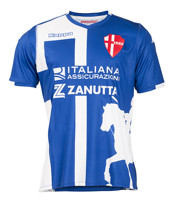 Padova Away 2018/2019 Shirt. Club Football Shirts.