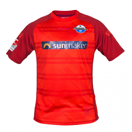 SC Paderborn Away 2018/2019 Shirt. Club Football Shirts.