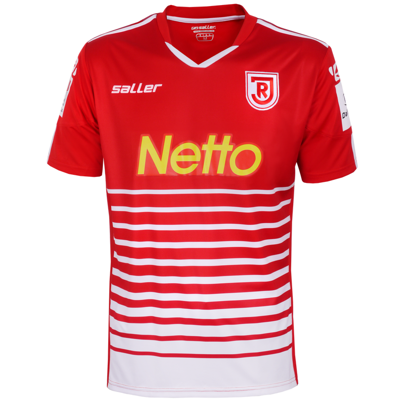 Jahn Regensburg Away 2018/2019 Shirt. Club Football Shirts.