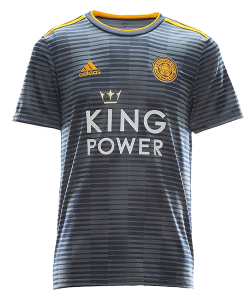 Leicester City Away 2018/2019 Shirt.