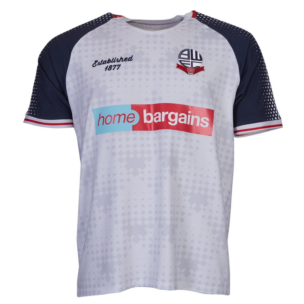 Bolton Wanderers Football Shirt