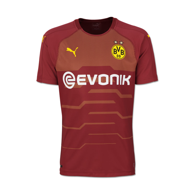 Borussia Dortmund Football Shirt