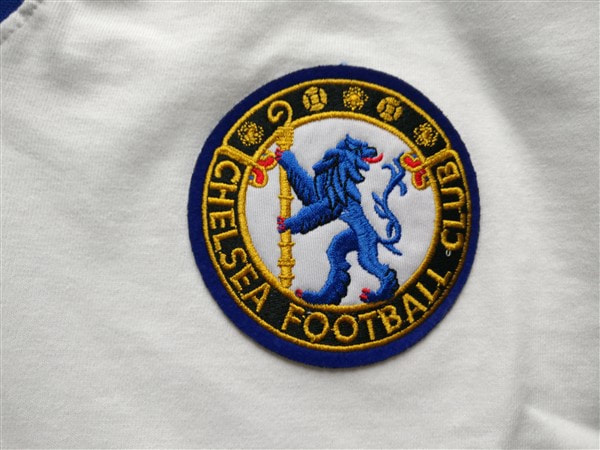 Chelsea 1962 Away Shirt Logo