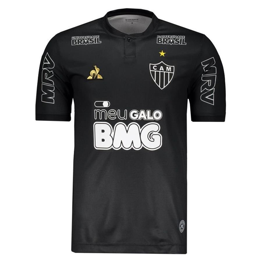 Clube Atlético Mineiro Third 2020/2021 Football Shirt. The shirt is manufactured by Le Coq Sportif and the club plays in Brazil.