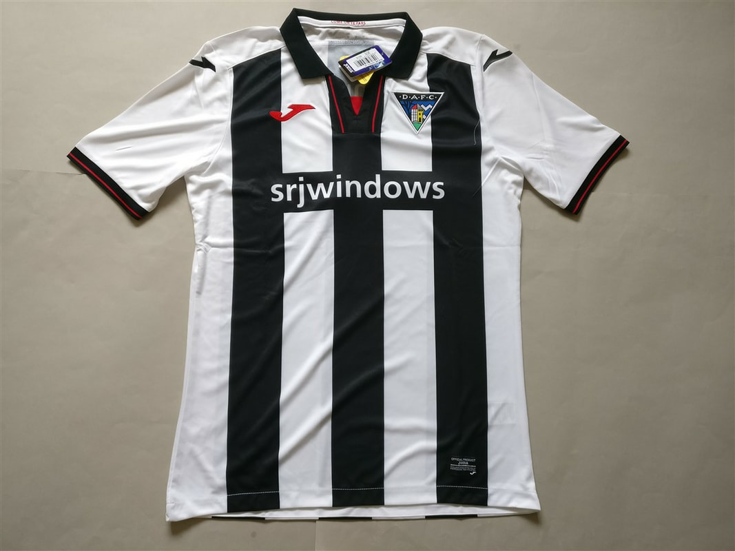 Dunfermline Athletic F.C. Home 2018/2019 Shirt. BNWT. Medium. Club Football Shirts.