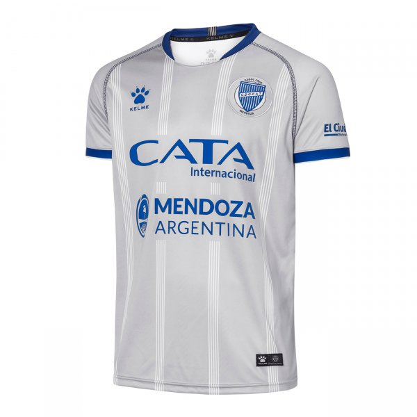 Godoy Cruz Antonio Tomba Away 2020 Football Shirt. The shirt is manufactured by Kelme and the club plays in Argentina