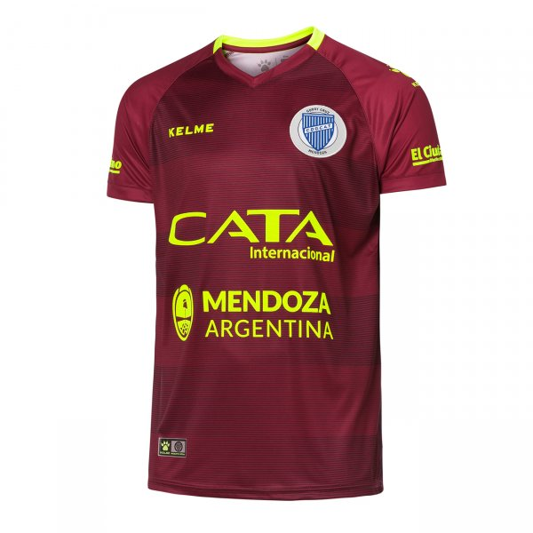 Godoy Cruz Antonio Tomba Third 2020 Football Shirt. The shirt is manufactured by Kelme and the club plays in Argentina