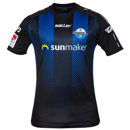 SC Paderborn Home 2018/2019 Shirt. Club Football Shirts.
