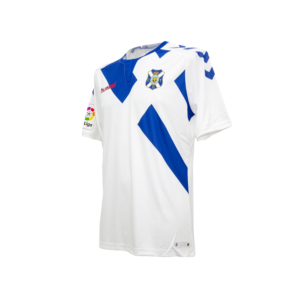 Tenerife Home 2018/2019 Shirt. Club Football Shirts.