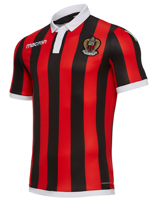 Nice Home 2018/2019 Shirt. Club Football Shirts.