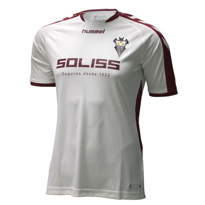 Albacete Home 2018/2019 Shirt. Club Football Shirts.