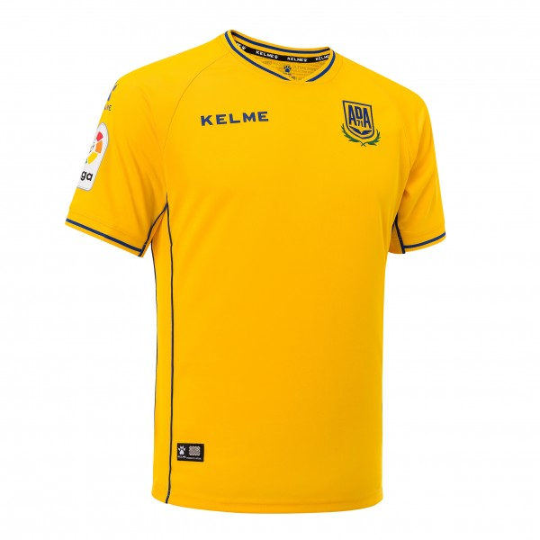 Alcorcón Home 2018/2019 Shirt. Club Football Shirts.