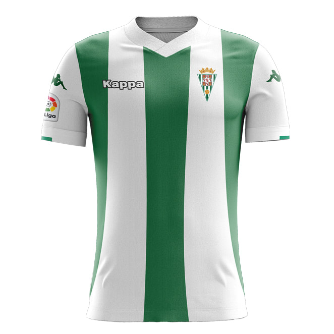 Córdoba Home 2018/2019 Shirt. Club Football Shirts.