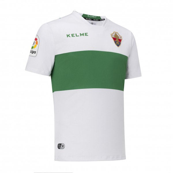Elche Home 2018/2019 Shirt. Club Football Shirts.