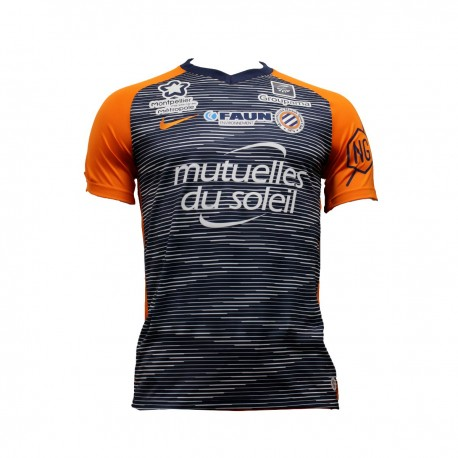 Montpellier Home 2018/2019 Shirt. Club Football Shirts.