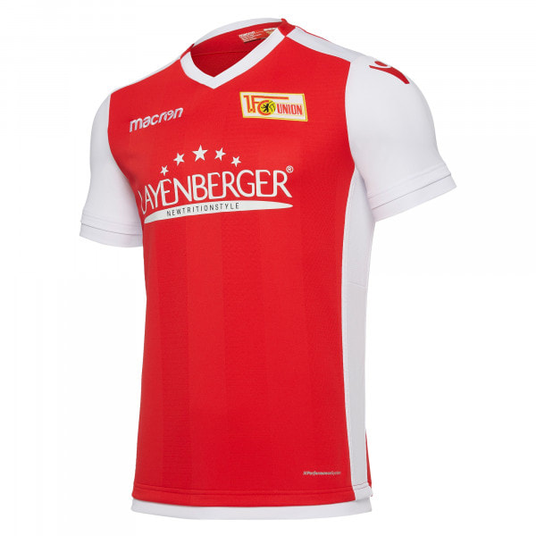 Union Berlin Home 2018/2019 Shirt. Club Football Shirts.