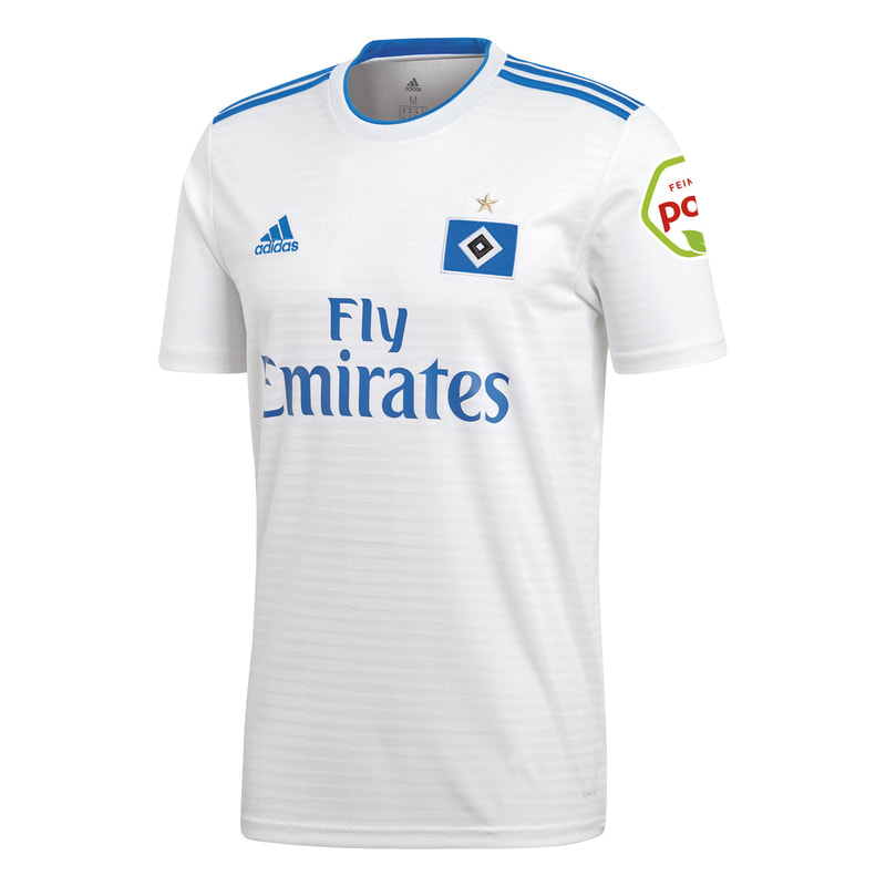 Hamburger SV Home 2018/2019 Shirt. Club Football Shirts.