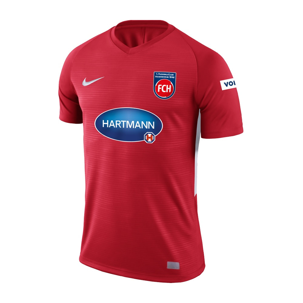 1. FC Heidenheim Home 2018/2019 Shirt. Club Football Shirts.